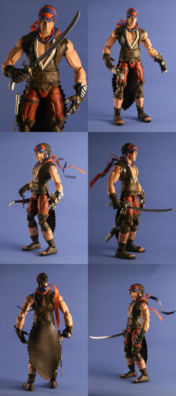 Prince of Persia custom by Mace2006