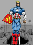 Super Soldier in color