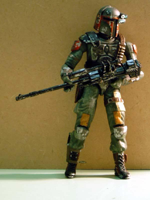 Mandalorian sniper 02 by Mace2006