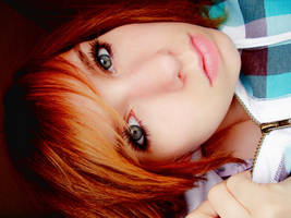 Redhead by Ayumi-Sayaka
