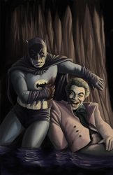 60s Dark Knight Returns