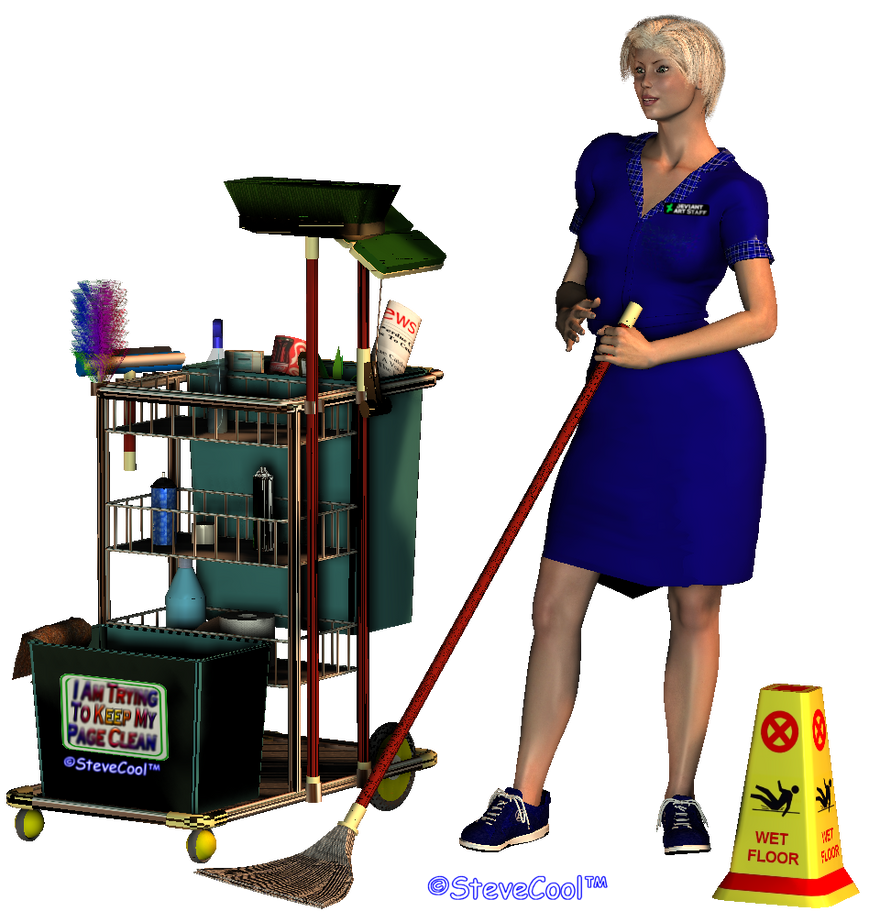 Keep Clean by itsmecoolie