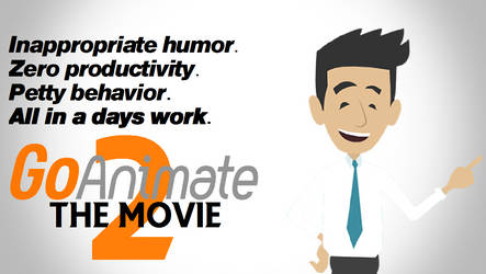 GoAnimate: The Movie 2: Back To Business (Poster)