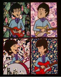 Beatle Flowers [Aesthetic]