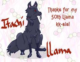 50 Llamas by XXTzeXX