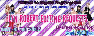Cover for my Editing Page by MsPinkySparkles