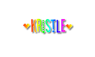 Kristle Rainbow PNG Text by MsPinkySparkles