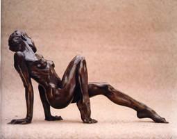femme Bronze by ruskybird
