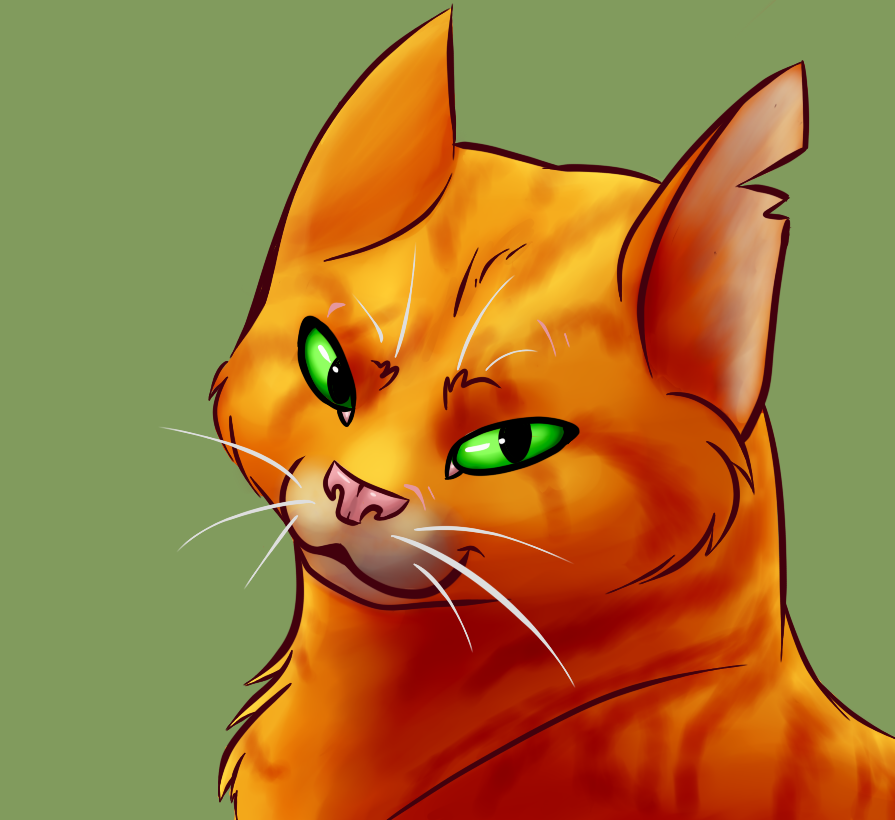 Firestar by Shellspots
