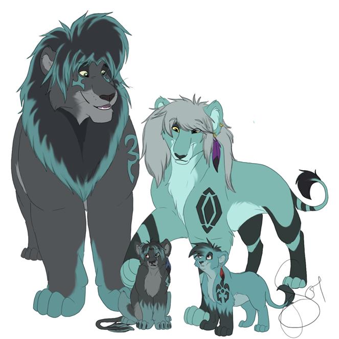 The Family by tajiba