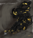 A tad late DTA entry- Cat of Shadows