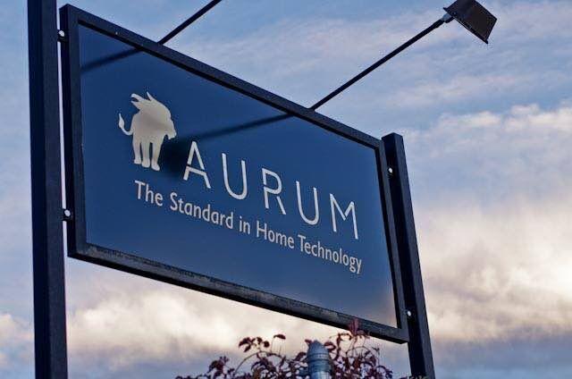 Aurum - Smart Vantage Home Automation Technology by aurumhometech
