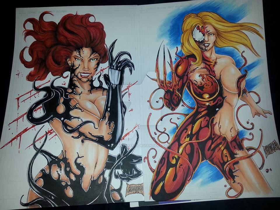 She Venom by xXARCIAXx on DeviantArt