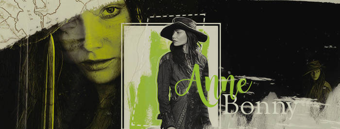 Anne Bonny | FREE Facebook Cover by GraphicsUniverse