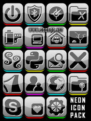 NEON ICON PACK by qiqi13963911803