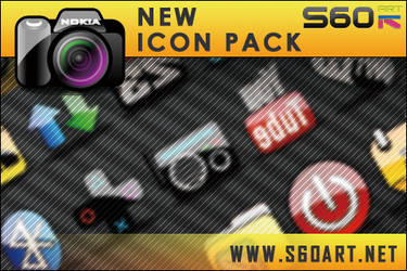 New Icons Preview by qiqi13963911803