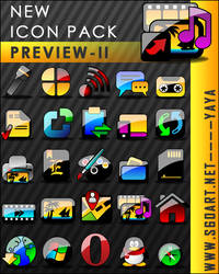 New Icon Pack coming soon-2 by qiqi13963911803