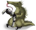 Kaiju: Man-eating Anteater