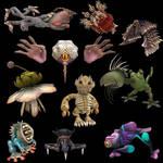Creatures - Spore