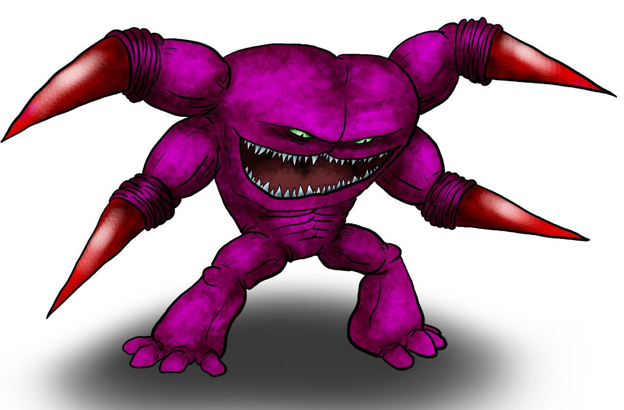 Visser: Dule Fansa by Monster-Man-08