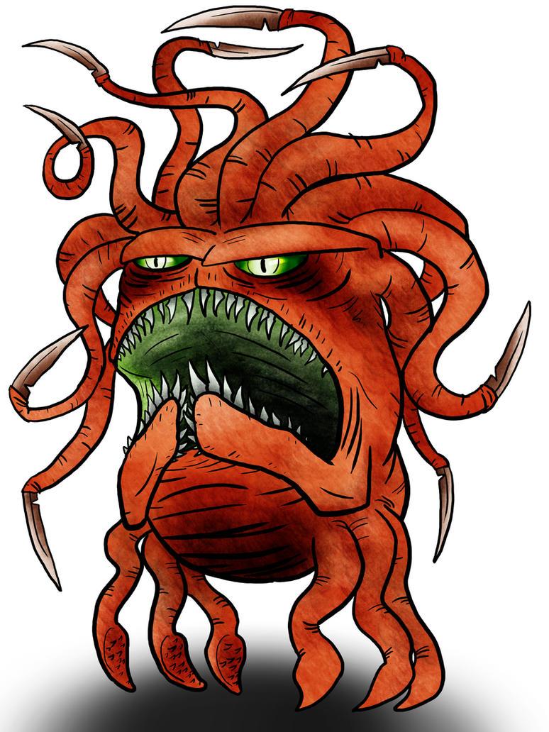 Visser: Medusa Head by Monster-Man-08