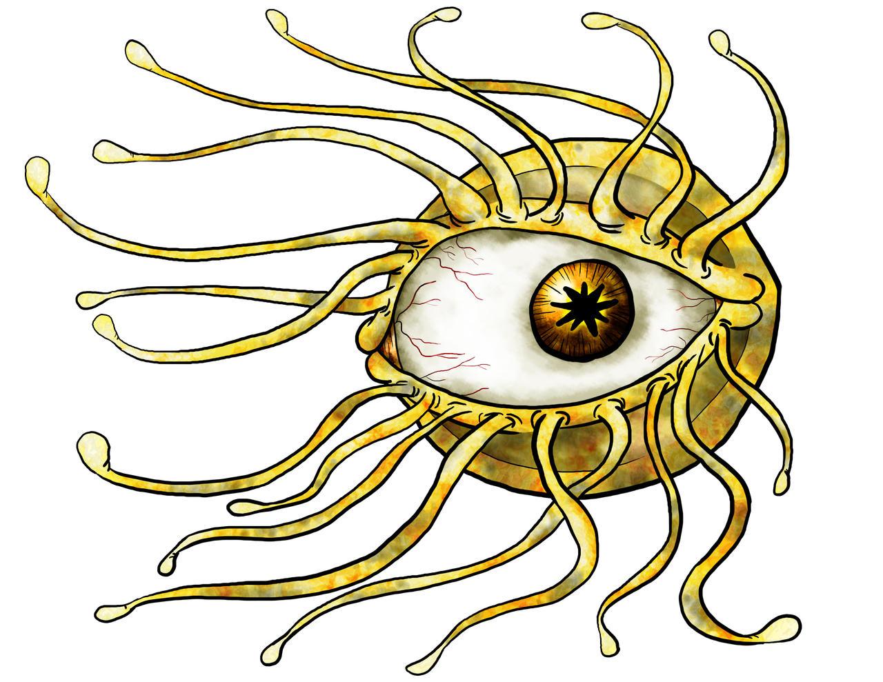 ... monster eyeballs clipart of scary monster eyeballs once the macaroons