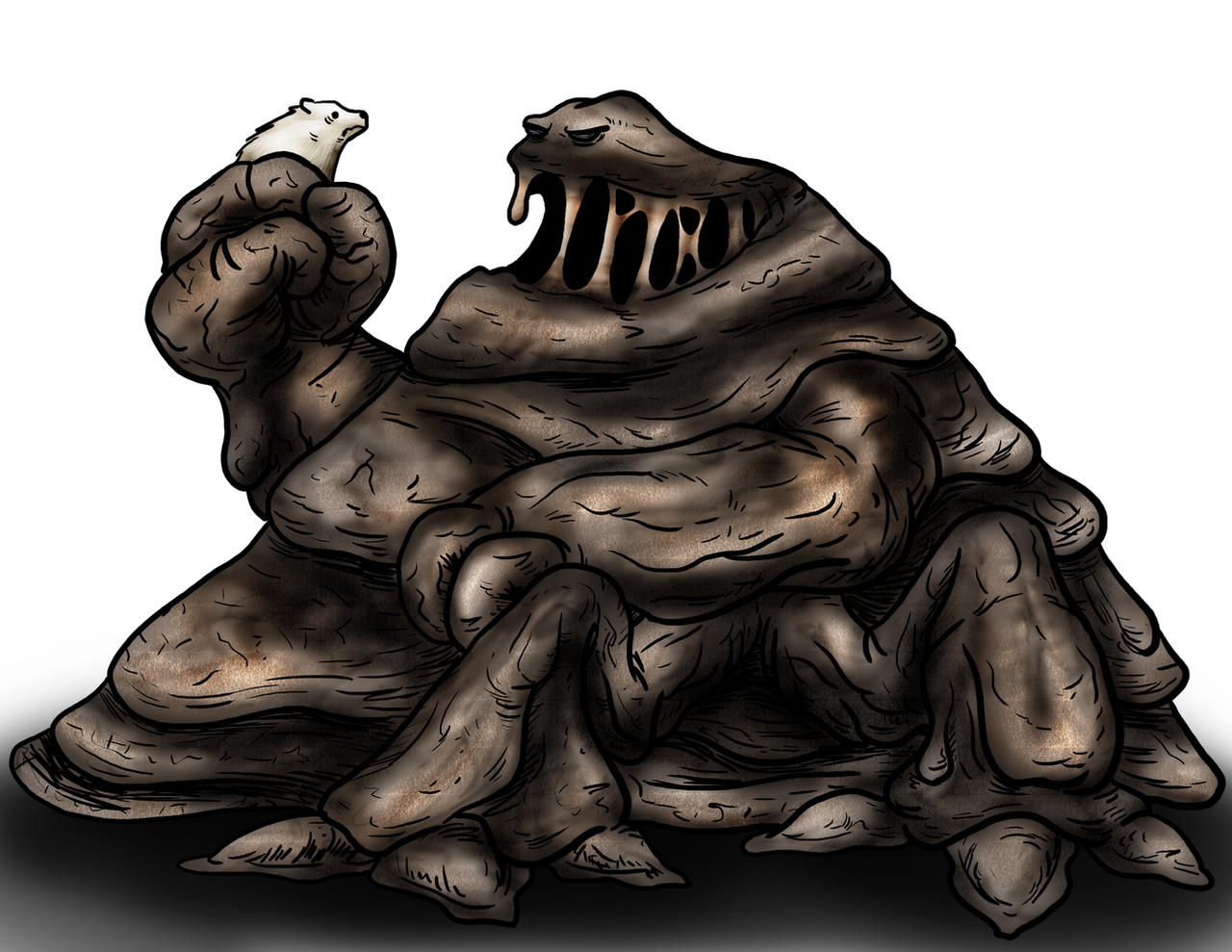 Visser: Muck by Monster-Man-08