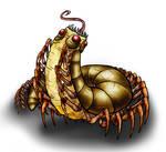 Animorphs Races: Taxxon
