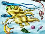 Animorphs Races: Leeran