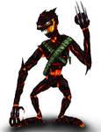 Animorphs Races: Howlers