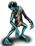 Animorphs Races: Nartec