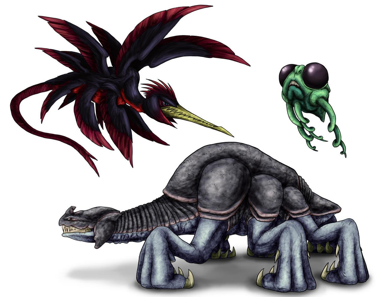 Animorphs: Andalite Neighbors by Monster-Man-08