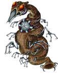 Animorphs Races: Hawjabran