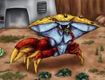 Animorphs Races: Mercora