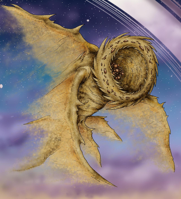 Animorphs Races: Veleek Swarm by Monster-Man-08