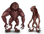 Animorphs Races: Ongachic