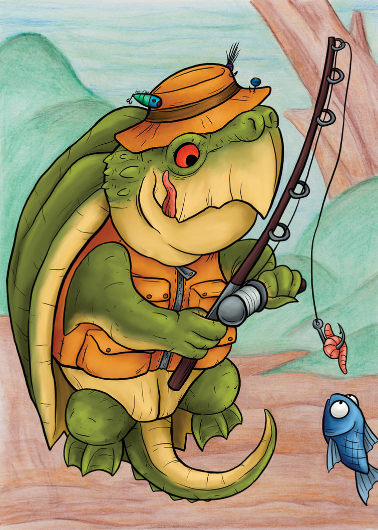 Snapper Turtle by Monster-Man-08