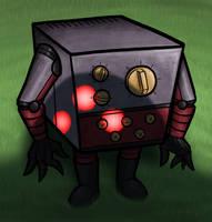 Voronezh Robot by Monster-Man-08