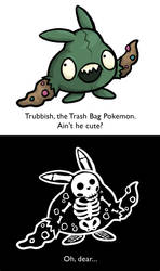 Trubbish by Monster-Man-08