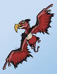 Caucasian Eagle (Flesh)