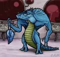 Sudak Squamates by Monster-Man-08