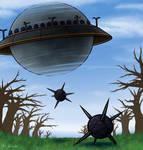 Dechmont Woods Spheres