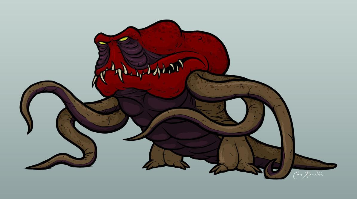 Antarean Bogg by Monster-Man-08