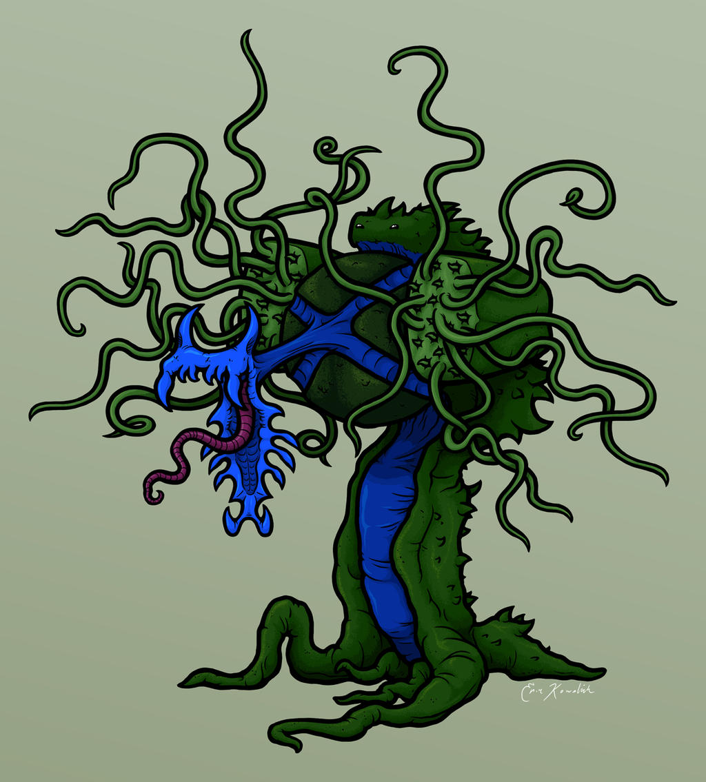 Lerdethak by Monster-Man-08