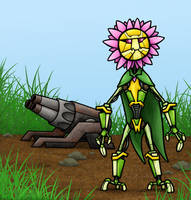Dade City Flowers by Monster-Man-08
