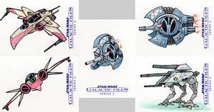 Star Wars Galactic Files: Series 2 - 07
