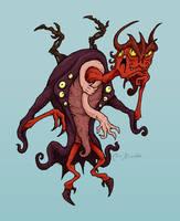 Halloween 13: Devil by Monster-Man-08