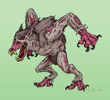 Halloween 13: Werewolf by Monster-Man-08