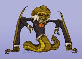 Halloween 13: Vampire by Monster-Man-08