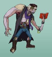 Halloween 13: Frankenstein's Monster by Monster-Man-08